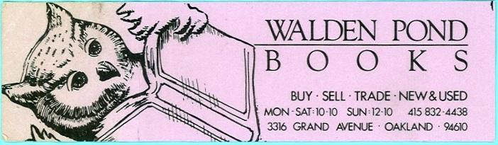 Photo: Walden Pond Books (2)