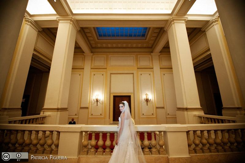 Foto de casamento 0315 de Paloma e Marcelo. Marcações: 06/11/2010, Casamento Paloma e Marcelo, Copacabana Palace, Hotel, Rio de Janeiro.