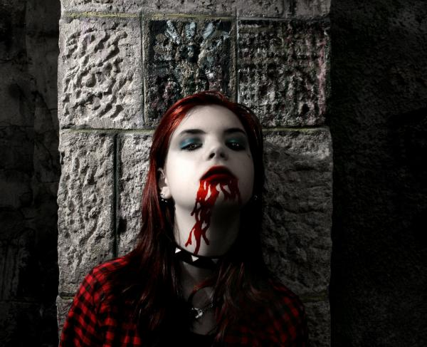 Vampire Alexandra Blood, Vampire Girls 1