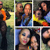 Charly Boy's daughter Dewy and partner celebrate first Pride as couple (Photos)