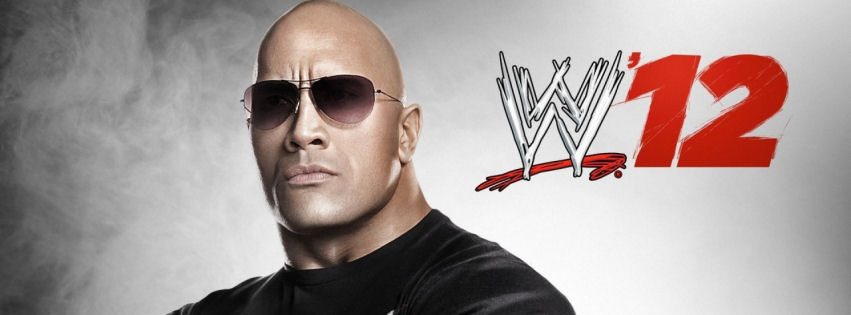 Wwe 12 the rock facebook cover