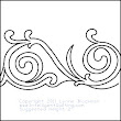 Swirl scroll