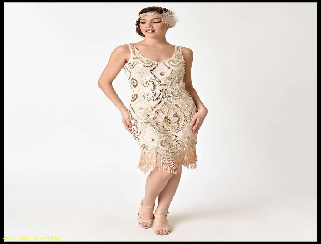 Flapper Style Prom Dresses