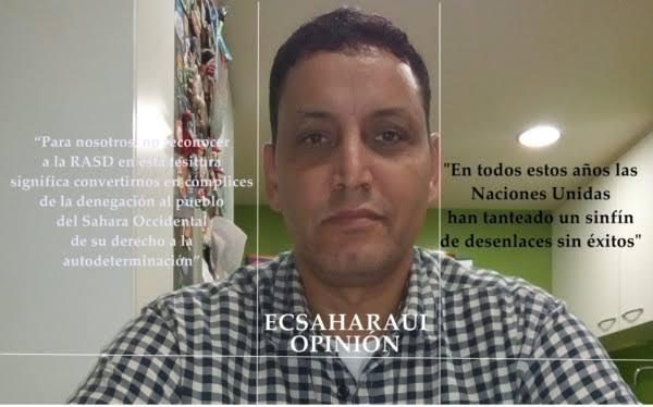 La responsabilidad de España en el Sáhara Occidental.