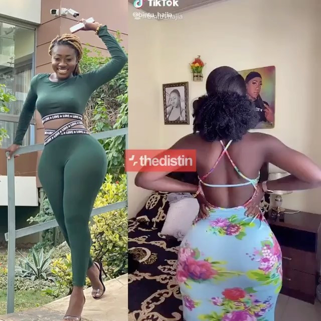 Tik Tok Star With Huge Backside Releases New Twerking Video