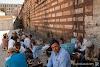 Кафене току пред Египетския пазар