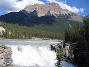 Photo: Athabasca Falls
