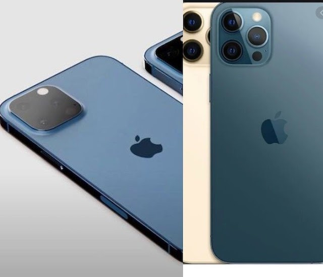 Tech: See The New iPhone 13 That Apple Is Set To Release (Photos)