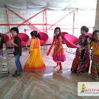 Dussehra Celebration of Sr Kg Section (2017-18) at Witty World, Bangur Nagar