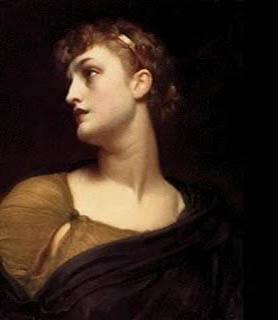 Goddess Acca Larentia Image