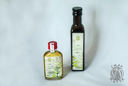 Олія з насіння кунжуту