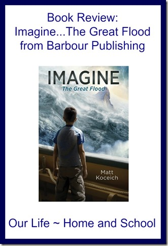 Book Review Imagine...The Great Flood