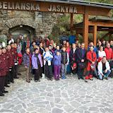 Svätá omša v Belanskej jaskyni 2017