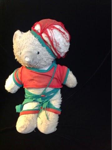 tuffy the christmas bear gone bad