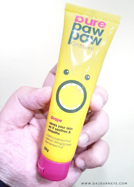 [Review] Pure Paw Paw Ointment