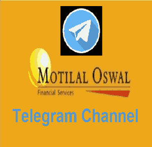 motilal oswal telegram channel