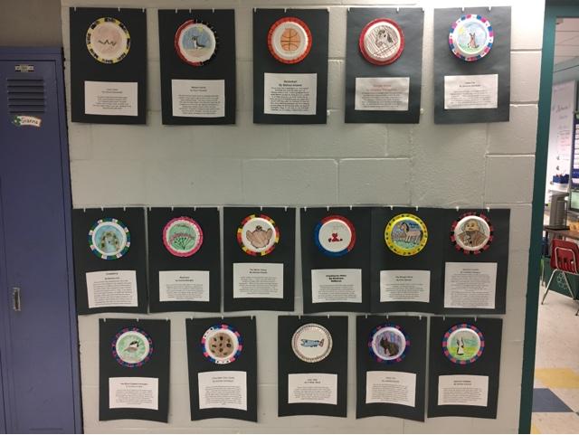 Mrs Bouchers Class Massachusetts State Symbols