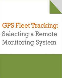 Free Ebook - GPS Fleet Tracking Guide