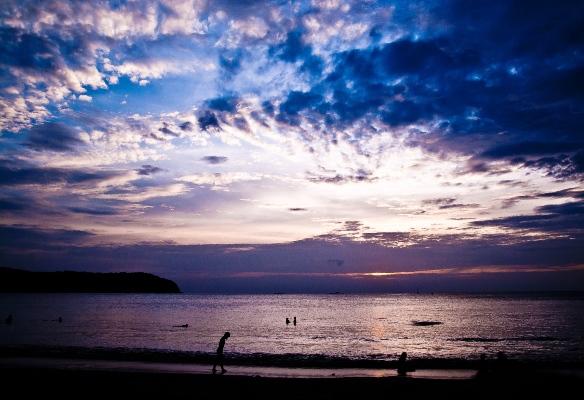 Twilight At Chenang