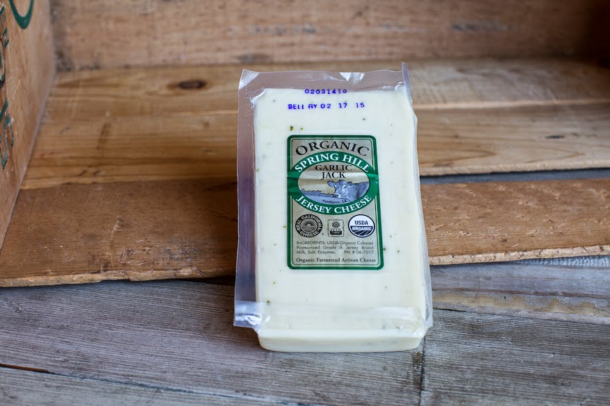 Photo of the share - Organic Monterey Jack