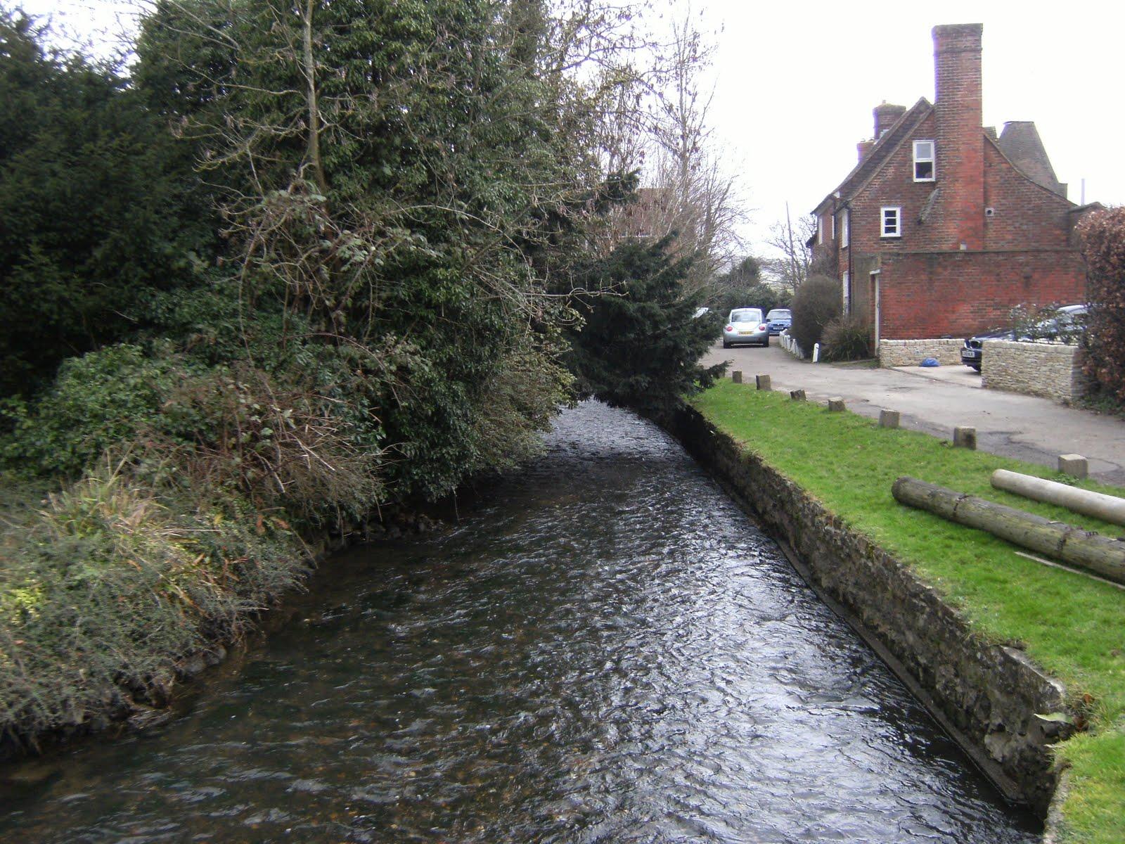 1102050019 Mill stream, Otford