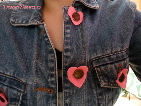 Idea 5 para decorar en San Valentín
