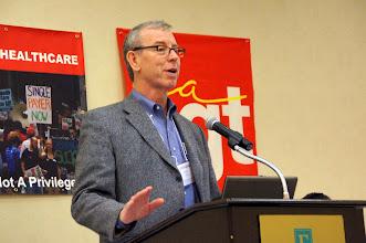 Photo: Jim McGee, Taft Hartley Plans in Crisis