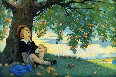 Truyện cổ tích thế giới: Cậu bé và cây táo