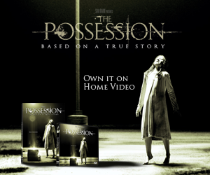 Buy 'The Possession' on Home Video!