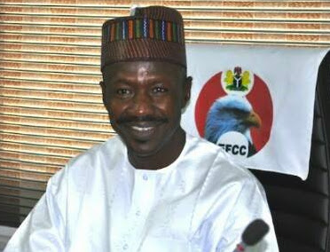 'EFCC recovered N511.9bn in 2017' - Ibrahim Magu.