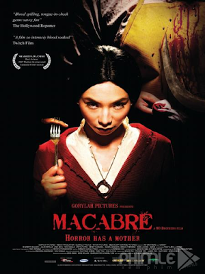 Phim Mẹ Ghẻ - Macabre (2009)