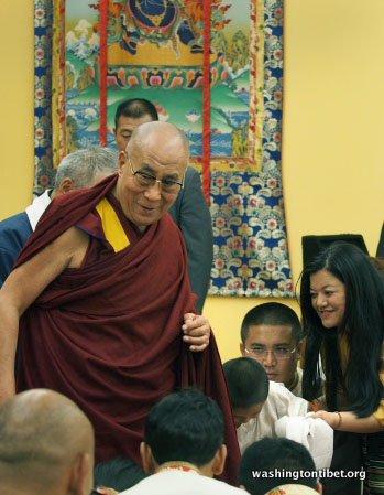 Tibetan Audience with HH Dalai Lama/HH Sakya Trizins Teaching in Portland, OR. - 17-cc%2BP5120206%2BA72.JPG