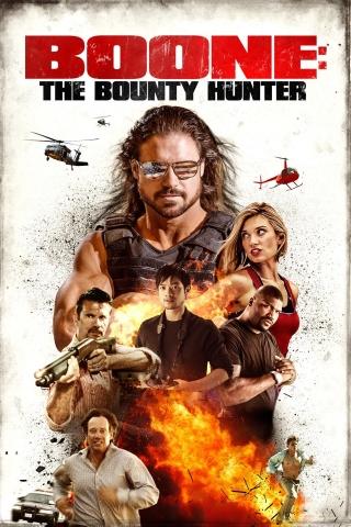 Boone: Thợ Săn Tiền Thưởng - Boone: The Bounty Hunter (2017)