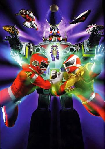 Denji Sentai Megaranger - Chiến đội Điện tử Megaranger | Denji Sentai Megarenjā
