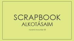 Scrapbook alkotásaim