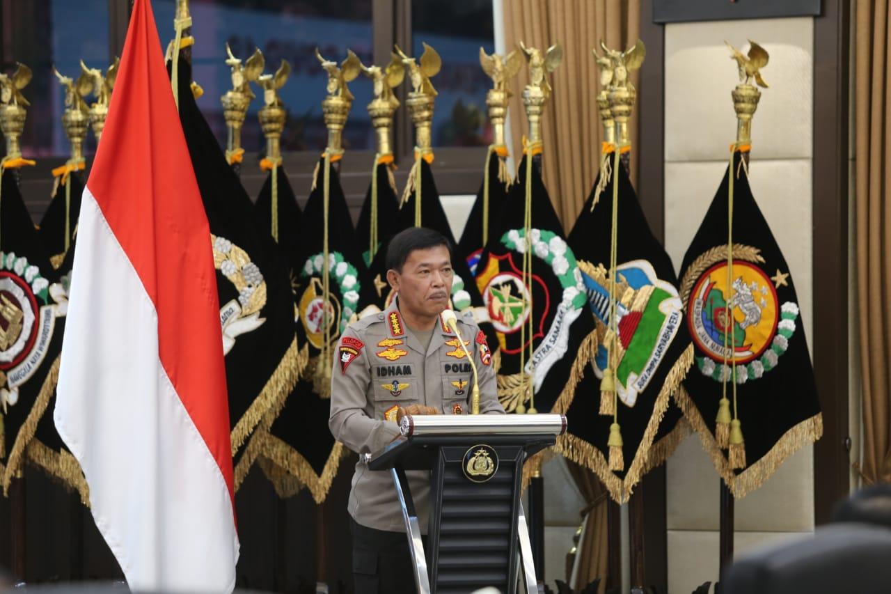 Di Back Up TNI dan Tim Terbaik Polri, Kapolda Sulteng Berkantor di Poso