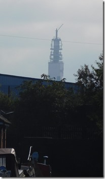 3 BT tower from the Engine Arm
