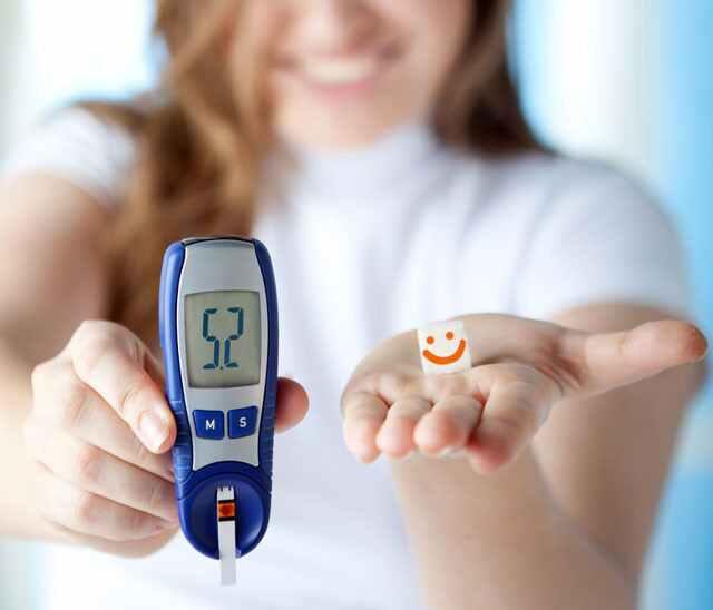 يتحكم الملح الأسود في مرض السكري