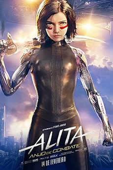 Capa Alita: Anjo de Combate Torrent