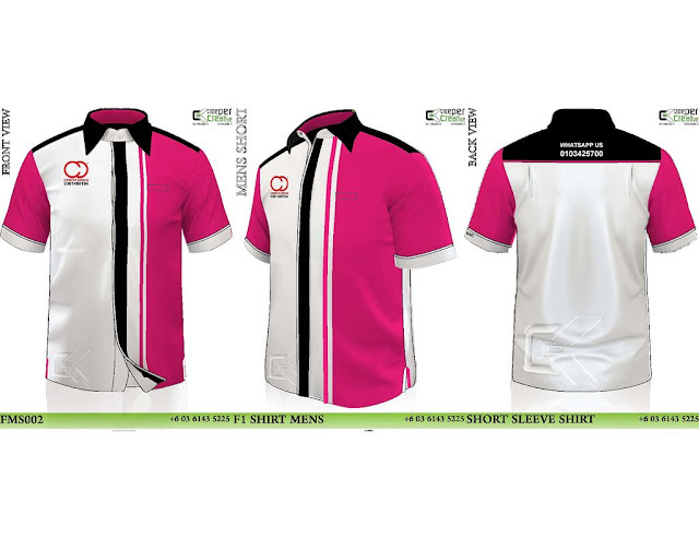Corporate Shirt Design