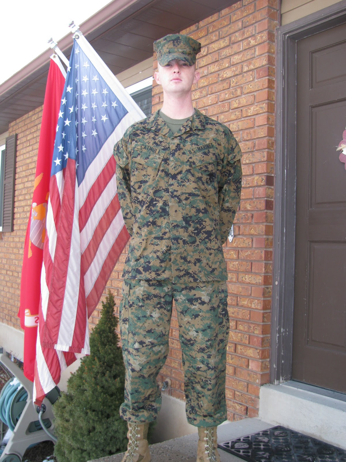 that s what she said my marine monday on tuesday my marine monday on tuesday