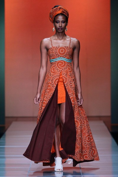 Shweshwe Dresses Styles For African Woman 1