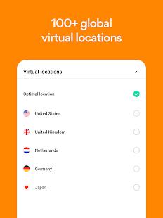 VPN Proxy by Hexatech - Secure VPN & Unlimited VPN Screenshot