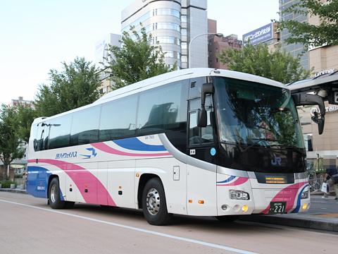 西日本JRバス「北陸ドリーム名古屋2号」 641-7920