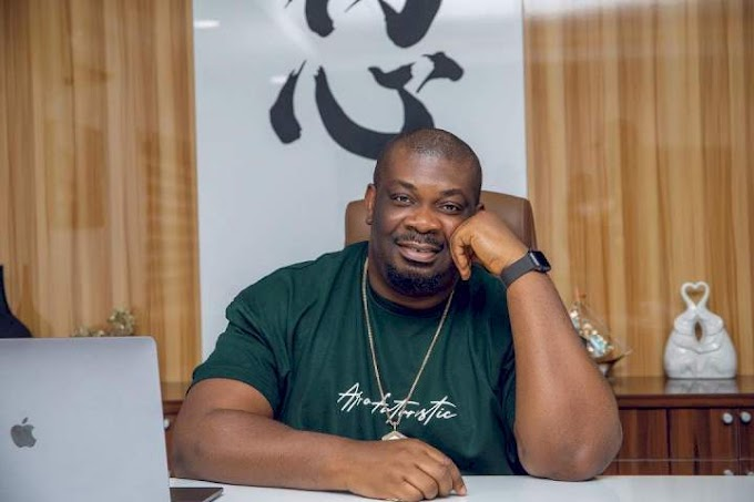 Don Jazzy Shares Chat Of His Crush, Rihanna Rejecting His Love Proposal