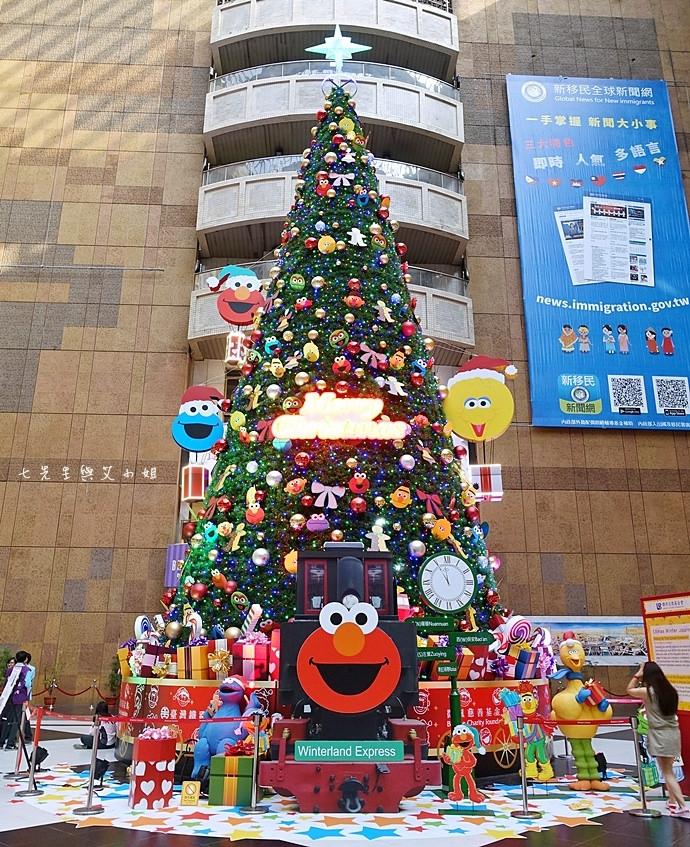 39 瓦法奇朵 台北車站信陽店 2014台北車站大聖誕樹