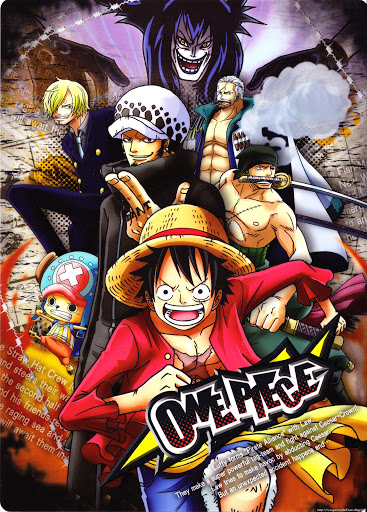 One Piece ตอนที่ 580