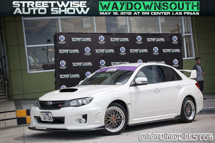 StreetWise Auto Show 2012 Part 2 Custom Pinoy Rides pic19