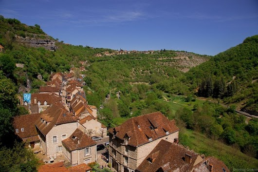 Rocamadour: The Vertical Village