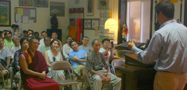Q&As with Dr. Lobsang Sangay - IMG_6666.JPG